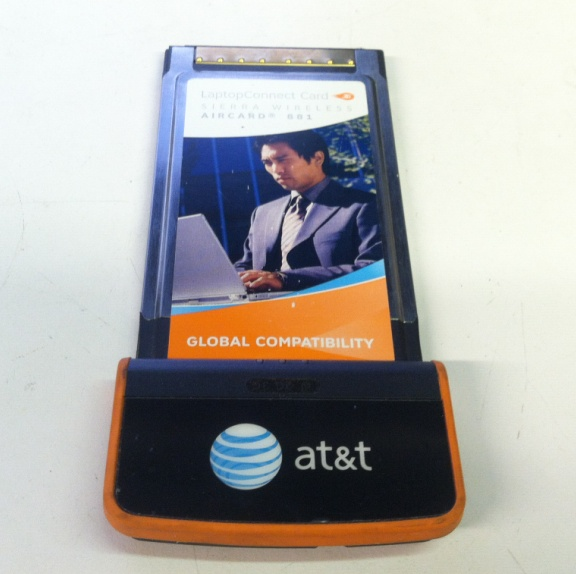 at&t sierra wireless aircard 881 software