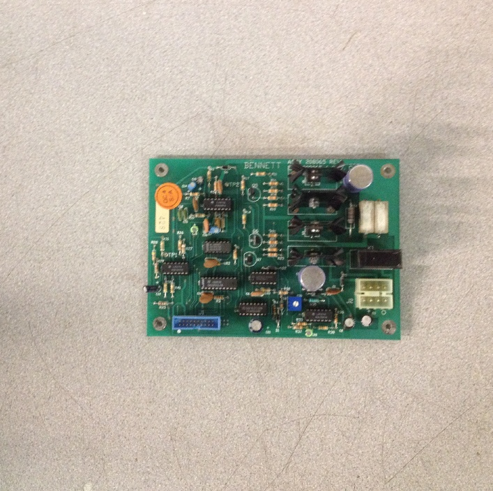 Bennett X-Ray Corp 208065 PCB Assembly Board For Bennett HFQ