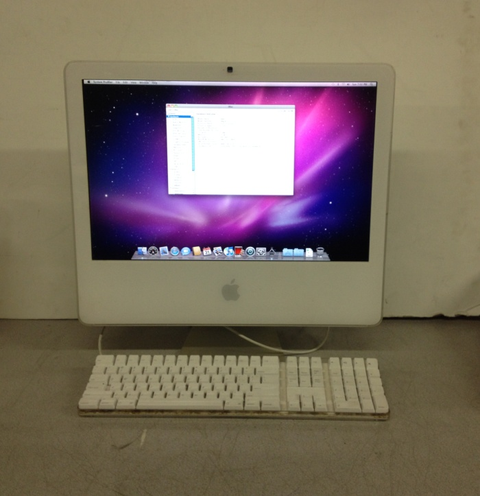 Apple iMac A1174 All-In-One Core 2 Duo 2Ghz 2GB RAM 250GB